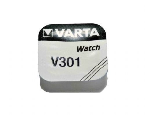 Varta V301 301 SR43SW Silver Oxide Watch Battery 1.55v